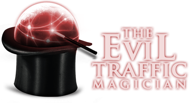 the evil traffic magician