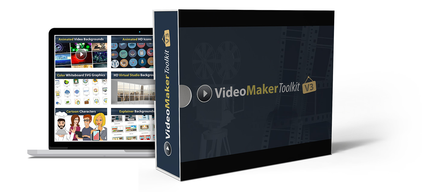 Video Maker Toolkit V3 Ultimate Video And Graphics