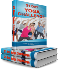 21 Day Yoga Challenge PLR