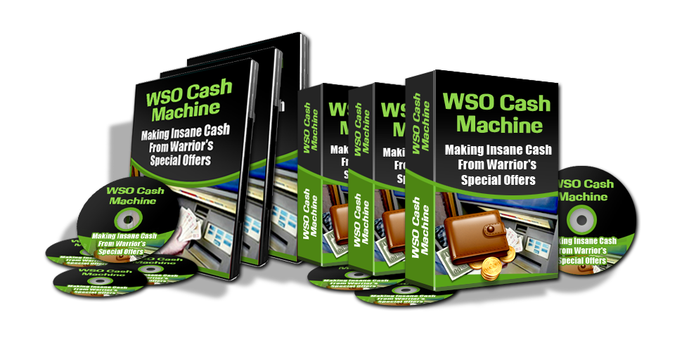 wso cash machine