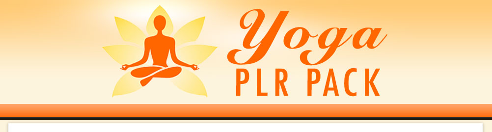 yoga plr pack