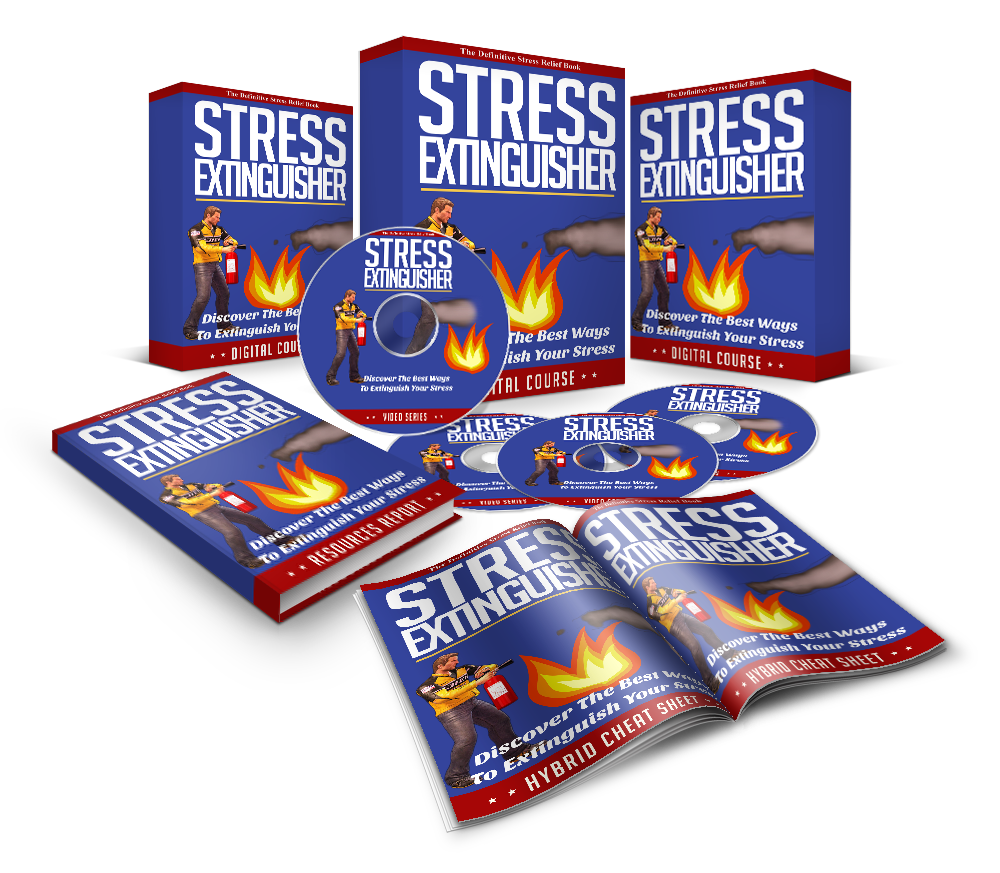 stress extinguisher plr