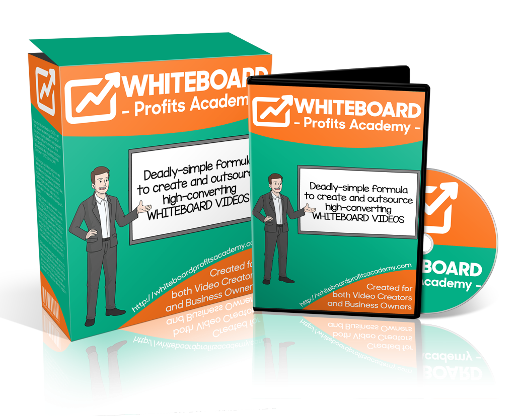 whiteboard profits academy