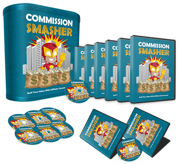 Commission Smasher Video Series MRR