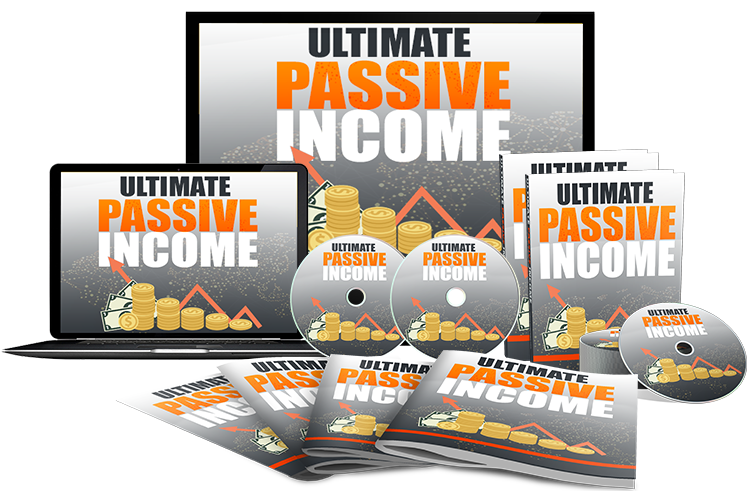 Ultimate Passive Income PLR