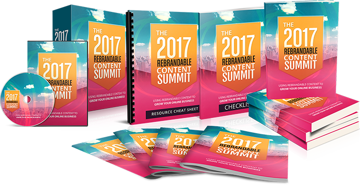 Rebrandable Content Virtual Summit PLR