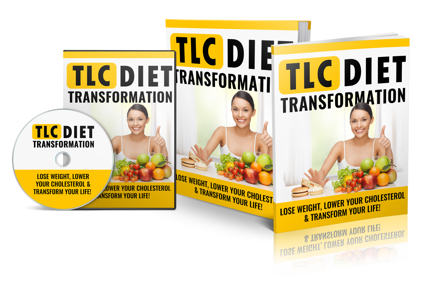 TLC Diet Transformation PLR