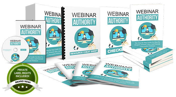 Webinar Authority PLR