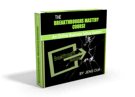 Breakthrough Mastery Course