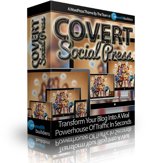 Covert Social Press 2.0