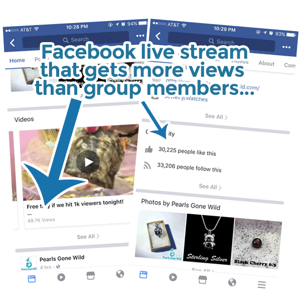 Facebook Live Streaming Course