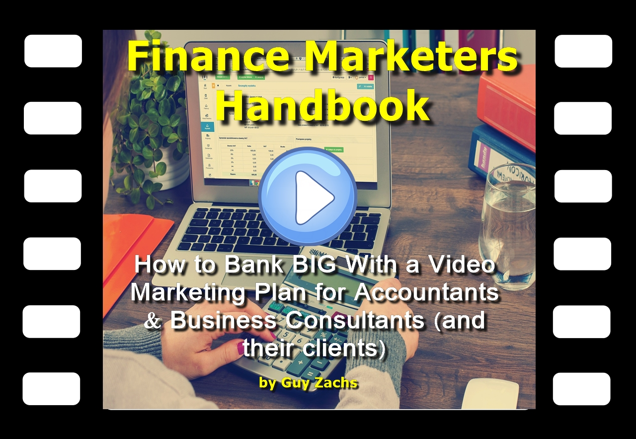 Finance Marketers Handbook