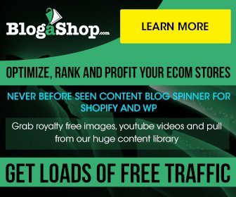 Get Loads Of Free Traffic To Your Shopify Store