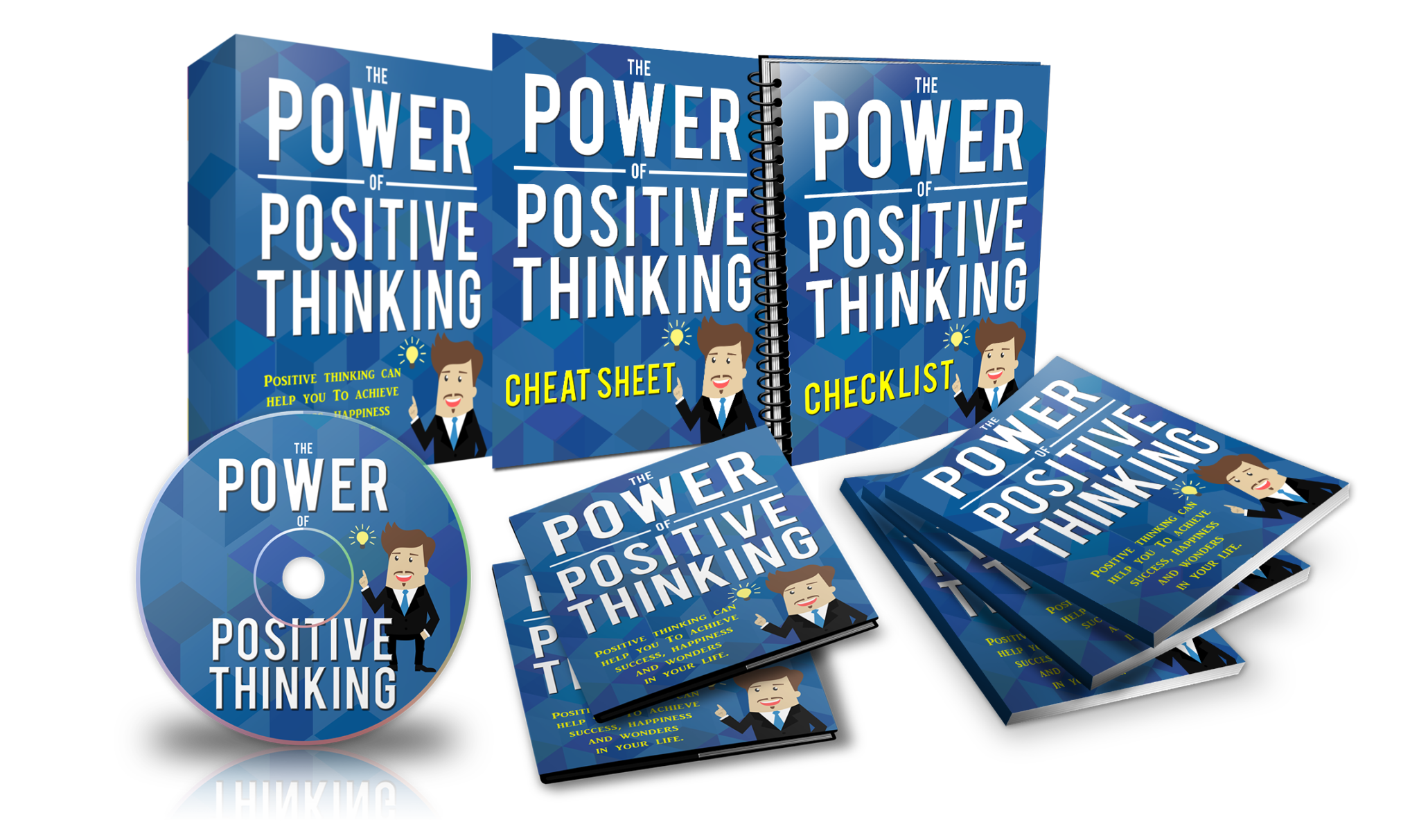 think positive power - HD2048×1213