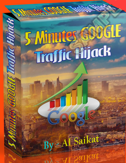 5 Minutes GOOGLE Traffic Hijack