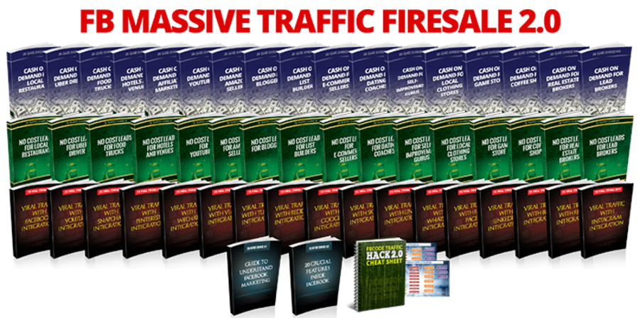 FB Massive Traffic Firesale 2.0