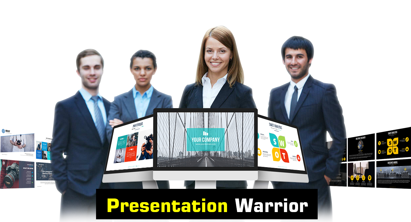 Presentation Warrior