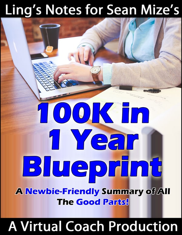 100K in 1 Year Blueprint