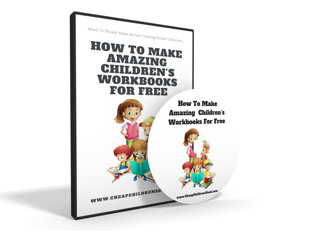 Cheap Childrens Workbooks