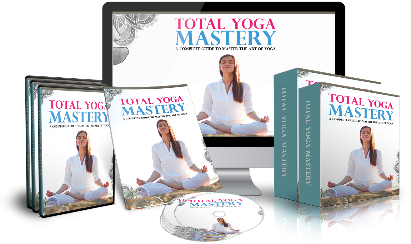 Total YOGA Mastery PLR