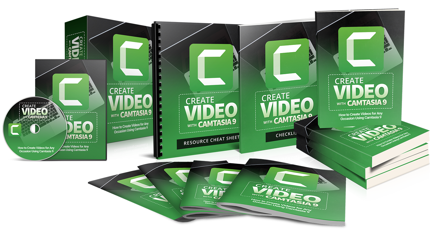 Camtasia 9 PLR Video Tutorial