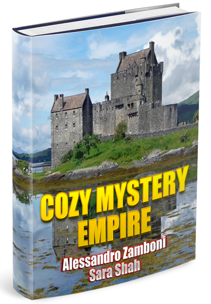 Cozy Mystery Empire