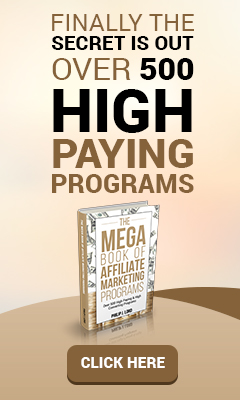 The MEGABOOK of Affiliate Marketing Programs