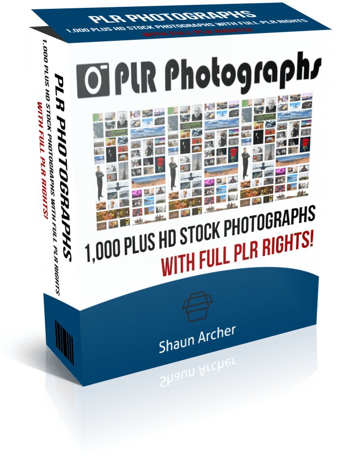 PLR Photographs