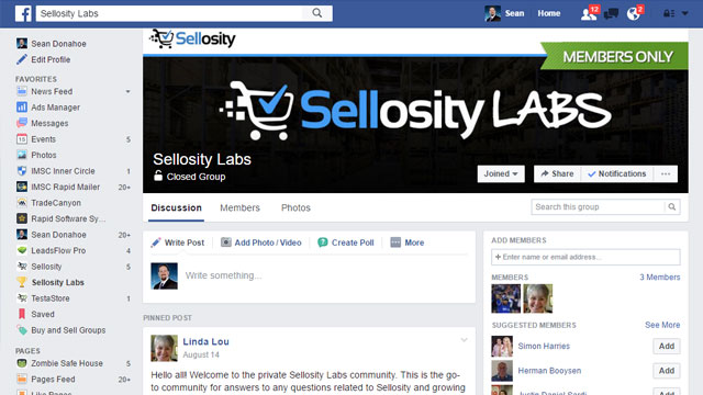 Sellosity Labs
