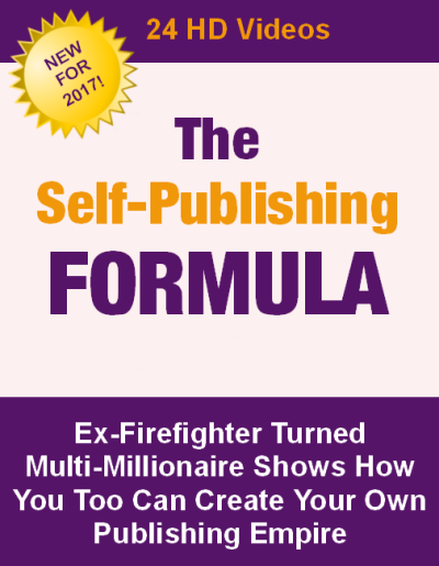 The Self Publishing Formula