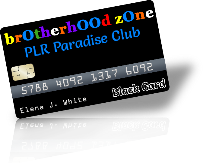 Brotherhood Zone PLR Paradise Club