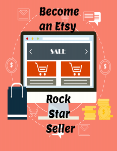 Become an Etsy Rock Star