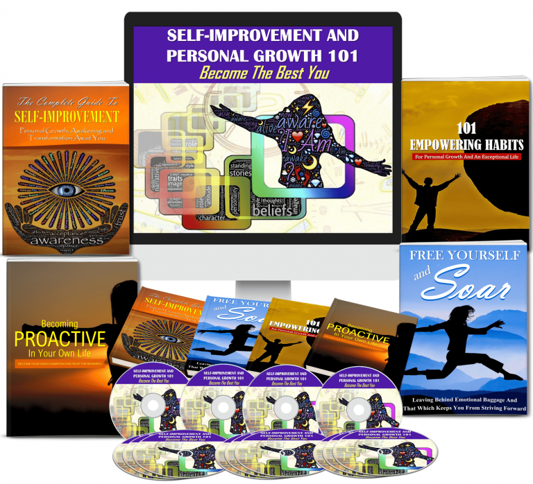 Self-Improvement and Personal Growth PLR