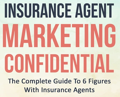 Insurance Agent Marketing Confidential