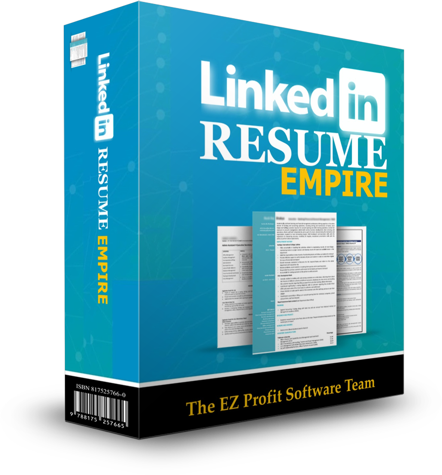 LinkedIn Resume Empire