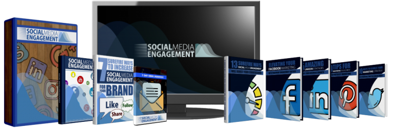 Social Media Engagement PLR