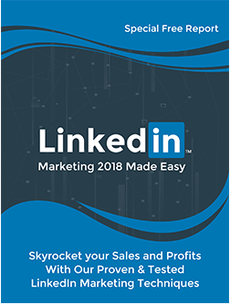 LinkedIn Marketing 2018 Success Kit PLR