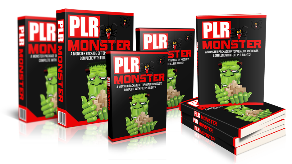 PLR Monster