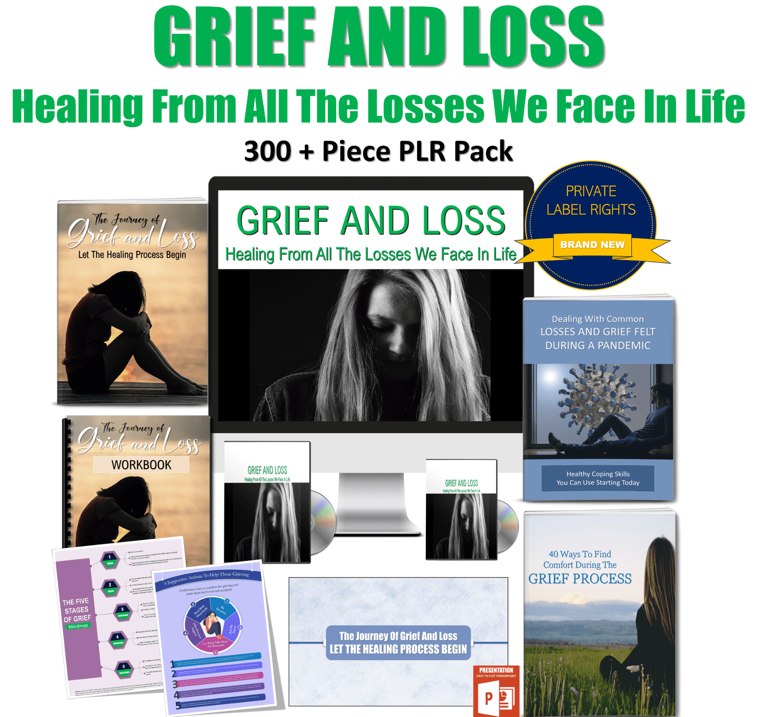 Grief And Loss PLR
