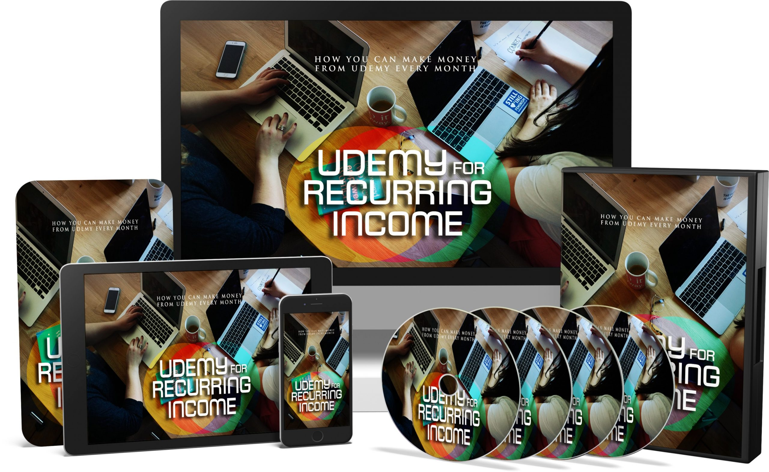 Udemy For Recurring Income PLR